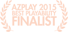AzPlay Best Playability Finalist 2015