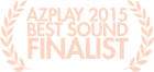 AzPlay Best Sound Finalist 2015